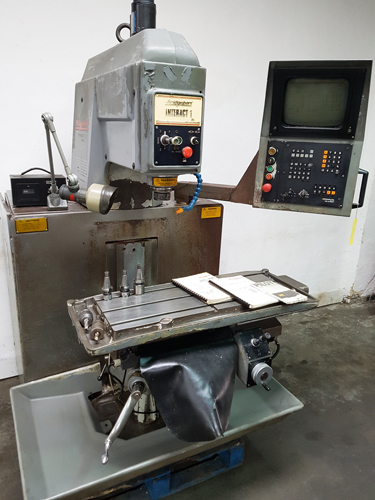 BRIDGEPORT INTERACT 1 MK2 CNC MILL