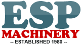 ESP Machinery. New and used machine tools