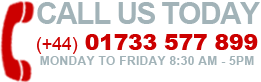 Call us today on 0845 519 4461